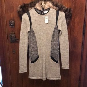 Abercrombie and Fitch Sweater Dress with Pockets